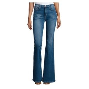 Current/Elliott The Girl Crush Flare Jeans,size 25